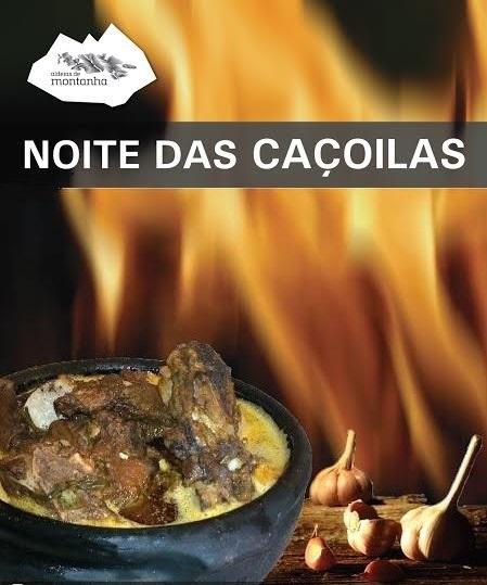 Noite das Caçoilas