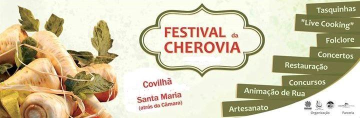 Festival da Cherovia . Covilhã